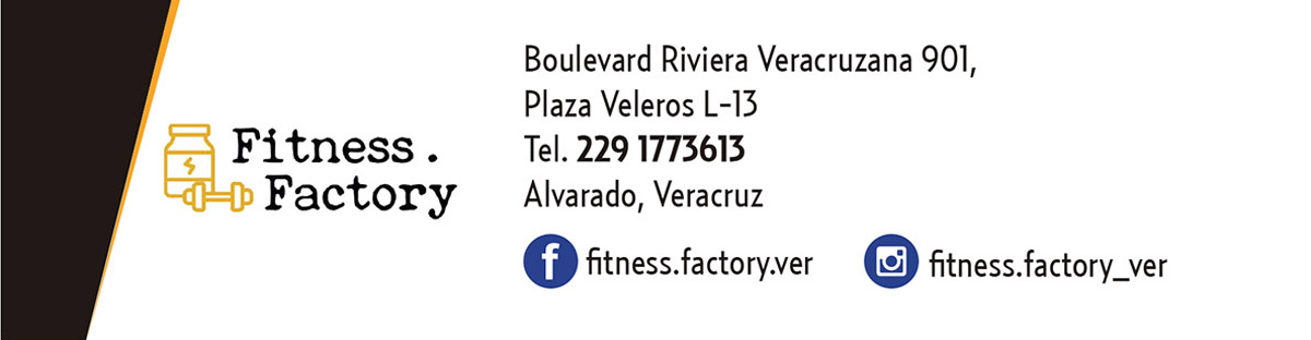 Punto de Venta Fitness Factory