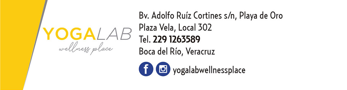 Punto de Venta YOGALAB wellness place
