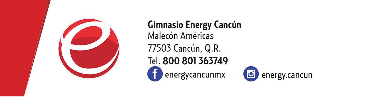 Punto de Venta Gimnasio Energy Cancún