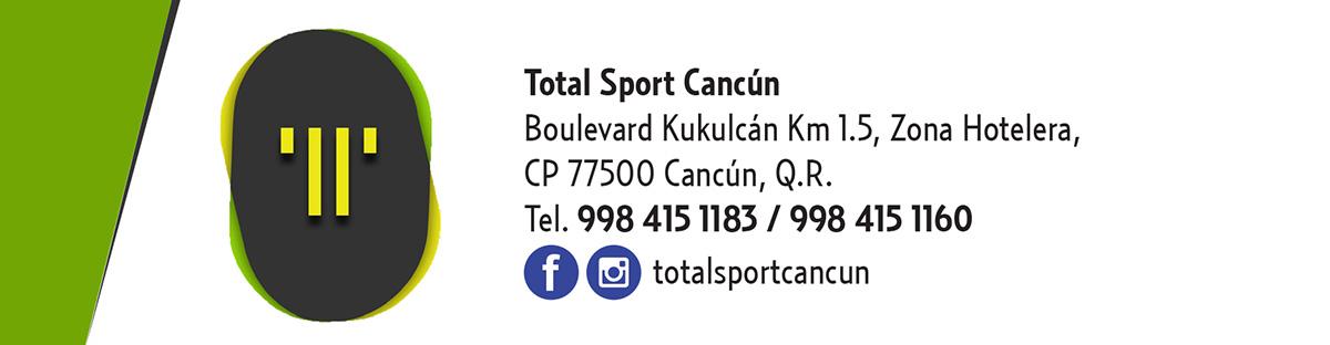 Punto de Venta Total Sport Cancún